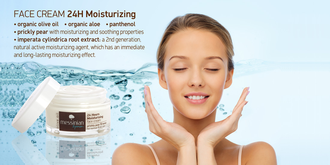24 Hours Moisturizing Face Cream