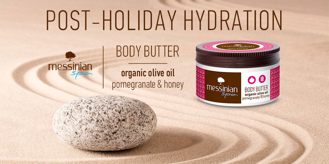 post - holiday hydration body butter