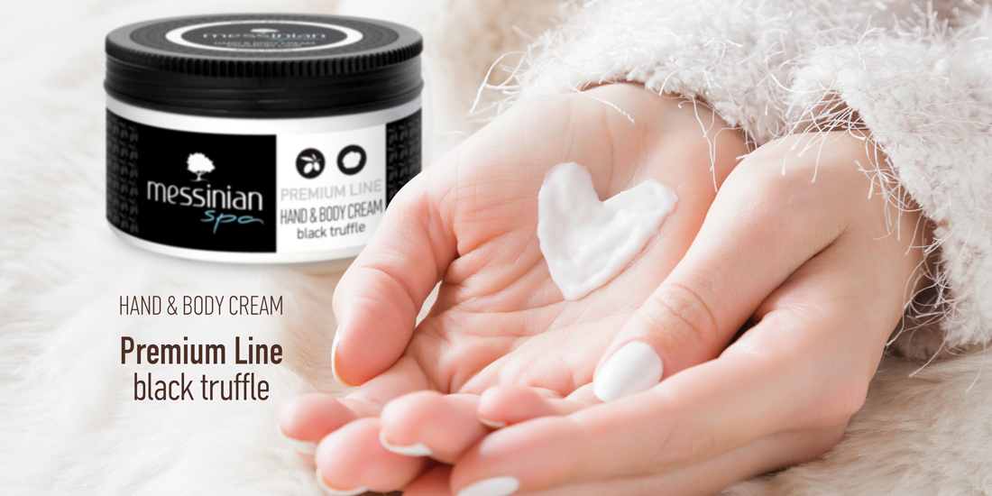 Hand and Body Cream - Black Truffle