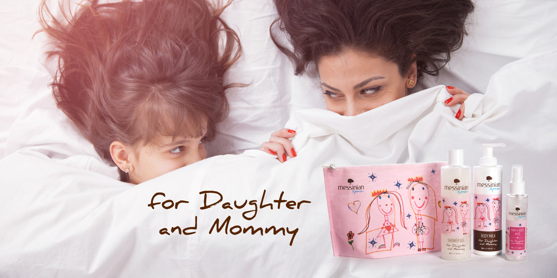 Messinian Spa - for Daughter & Mommy